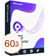 Aiseesoft MTS Converter Discount Coupon