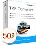Aiseesoft TRP Converter Discount Coupon
