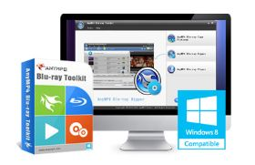 AnyMP4 Blu-ray Toolkit Discount Coupon