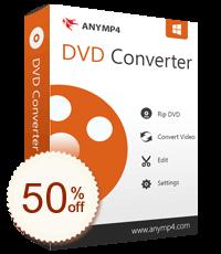 AnyMP4 DVD Converter Discount Coupon