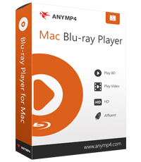 AnyMP4 Mac Blu-ray Player Discount Coupon