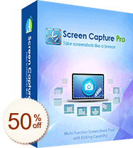Apowersoft Screen Capture Pro Discount Coupon