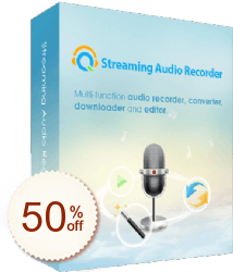 Apowersoft Streaming Audio Recorder Discount Coupon