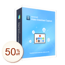 Apowersoft Video Download Capture Discount Coupon