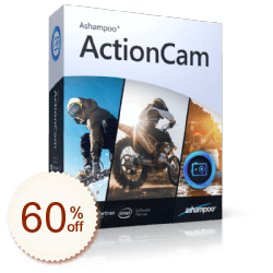 Ashampoo ActionCam Discount Coupon
