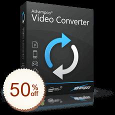Ashampoo Video Converter Discount Coupon Code