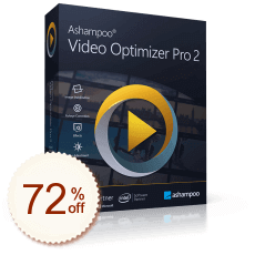 Ashampoo Video Optimizer Pro Discount Info