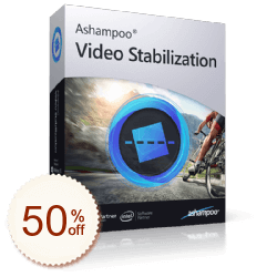 Ashampoo Video Stabilization Discount Coupon