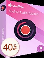 AudFree Audio Capture Discount Coupon