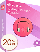AudFree Audio Converter Discount Coupon
