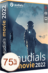 Audials Movie Discount Coupon
