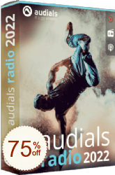 Audials Radio Discount Coupon
