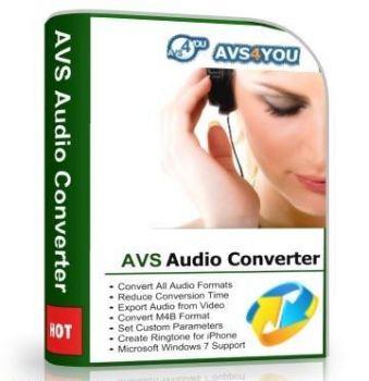 Avs Audio converter serial keygen