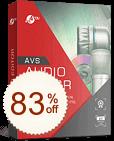 AVS Audio Editor Discount Coupon
