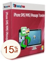Backuptrans iPhone SMS/MMS/iMessage Transfer Discount Coupon