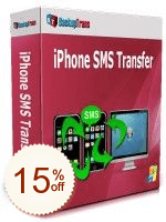 Backuptrans iPhone SMS Transfer Discount Coupon
