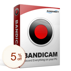 Bandicam Discount Coupon