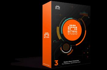 Bitwig Studio sparen