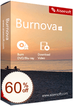 Burnova Discount Coupon