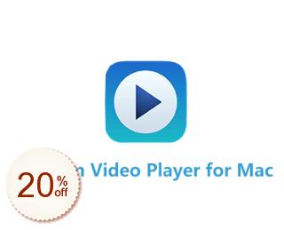 Cisdem Video Player for Mac Discount Coupon