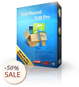 Cool Record Edit Pro Discount Coupon