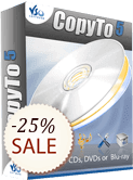 CopyTo Discount Coupon