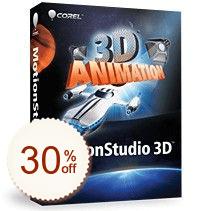 Corel MotionStudio 3D Discount Coupon Code