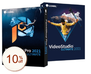 Corel Photo Video Bundle Discount Coupon