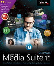 CyberLink Media Suite Shopping & Review