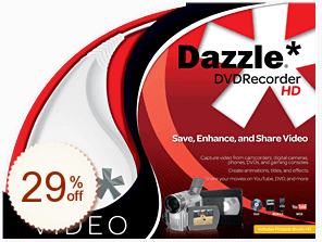 Dazzle DVD Recorder HD Discount Coupon