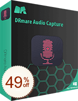DRmare Audio Capture Discount Coupon