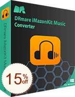 DRmare iMazonKit Music Converter Discount Coupon