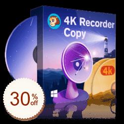 DVDFab 4K Recorder Copy Discount Coupon