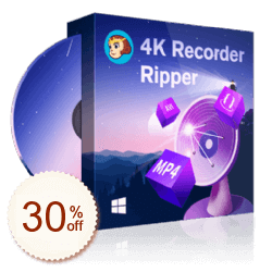 DVDFab 4K Recorder Ripper Code coupon de réduction