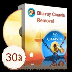 DVDFab Blu-ray Cinavia Removal Discount Coupon