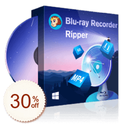 DVDFab Blu-ray Recorder Ripper Discount Coupon