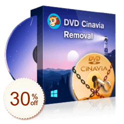 DVDFab DVD Cinavia Removal Discount Coupon