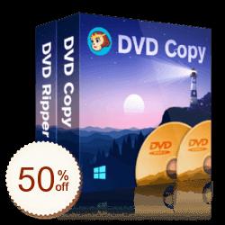 DVDFab DVD Copy + DVD Ripper Discount Coupon