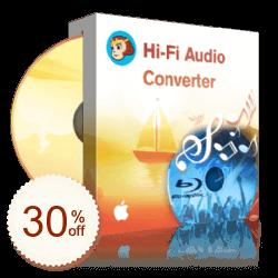DVDFab Hi-Fi Audio Converter Discount Coupon