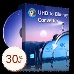 DVDFab UHD to Blu-ray Converter Discount Coupon