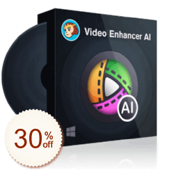 DVDFab Video Enhancer AI Discount Coupon