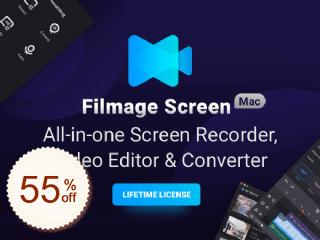 Filmage Screen Discount Coupon