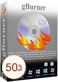 gBurner Discount Coupon