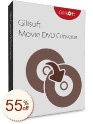 Gilisoft Movie DVD Converter Discount Coupon