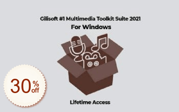 Gilisoft Multimedia Tools Suite Discount Coupon