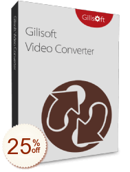 GiliSoft Video Converter Discount Coupon