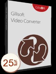 GiliSoft Video Converter Rabatt Gutschein-Code