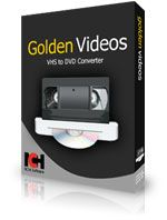 Golden Videos VHS to DVD Converter Discount Coupon