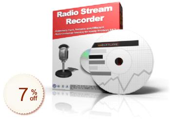GSA Radio Stream Recorder Discount Coupon
