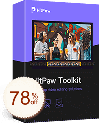 HitPaw Toolkit Discount Coupon